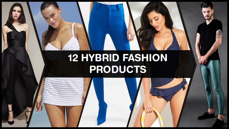 unusual clothing items hybrid fashion things and styles in the world