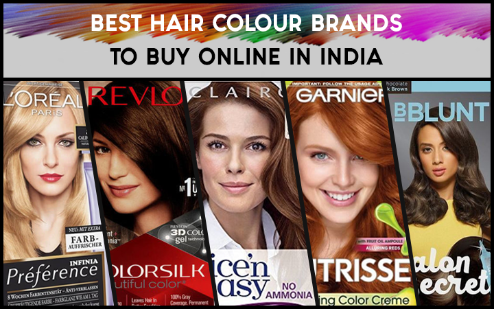 10 Best Hair Colour Brands to Buy Online in India - LooksGud.in