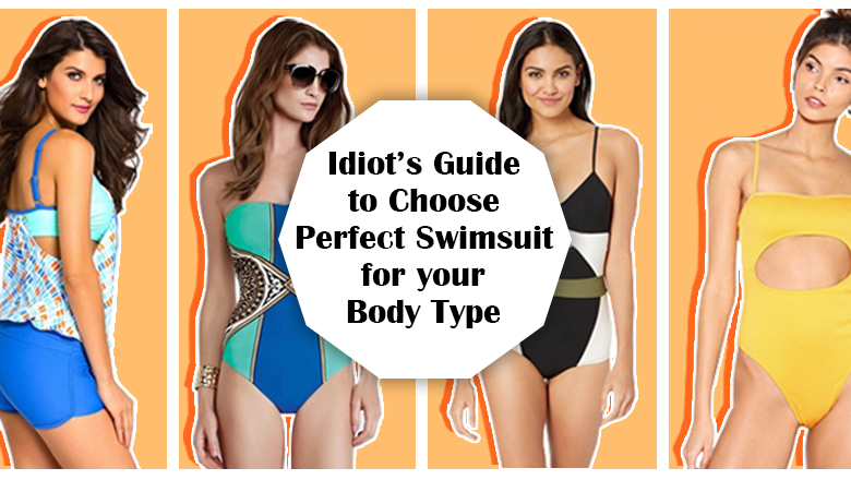 picking best swimsuit for your body type