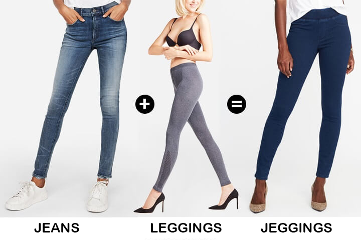 womens black high waisted jeggings hybrid styles in fashion