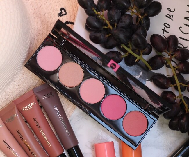 Healthy Glow with Professional Face Blush Products