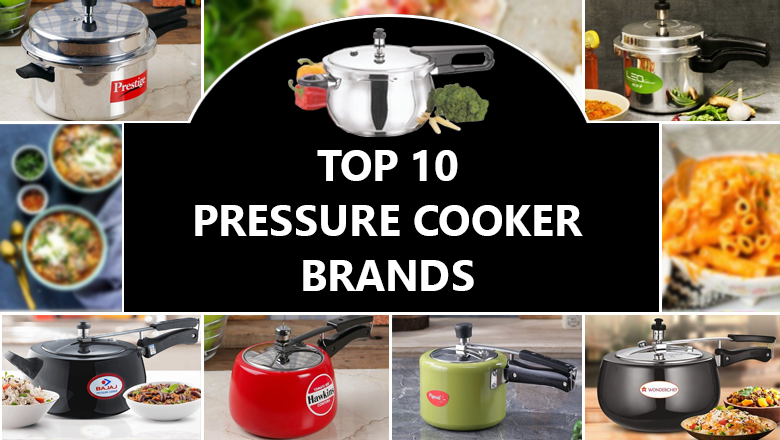 stainless steel pressure cooker brands in india