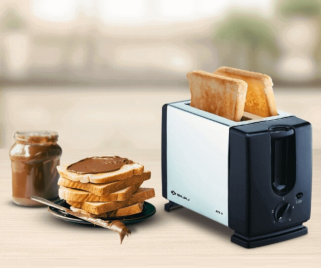 breville 4 slice sandwich toaster with removable plates