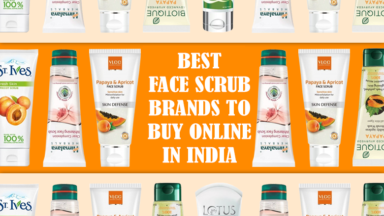 best face scrub for oily skin in summer with price