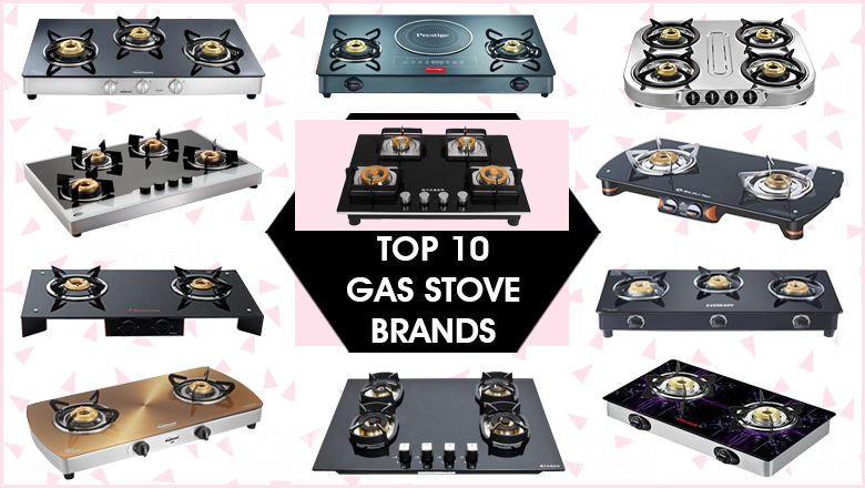 most popular gas stove brand in india