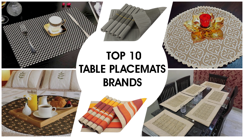 buy table placemats online india with price