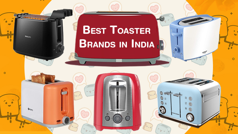 2 and 4 slice long slot toaster buy online in india
