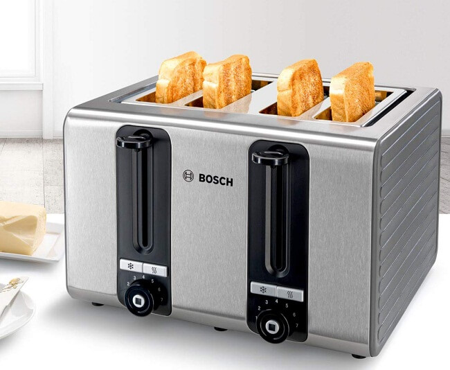 bread toaster machine price in india