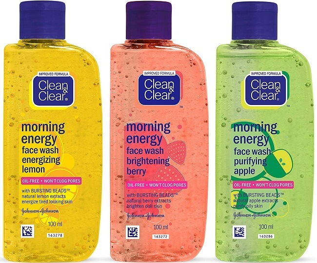 Top vitamin c face wash brands for dry skin