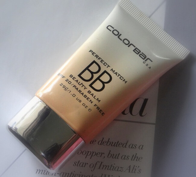 bb cream for oily skin and large pores in india