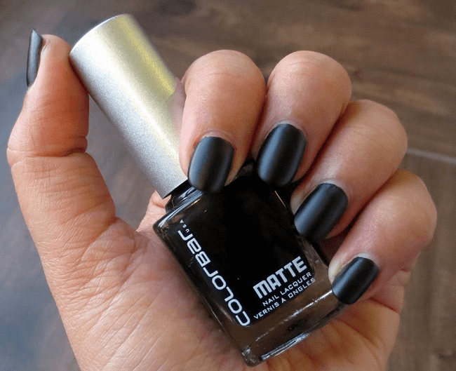 colorbar nail polish for dark feet