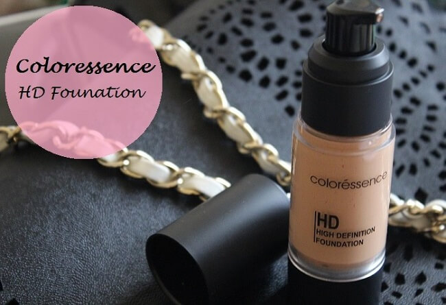 coloressence high definition foundation in india