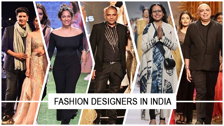 famous fashion designers in india