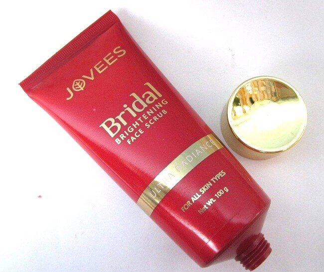 best face scrub for oily sensitive skin in india