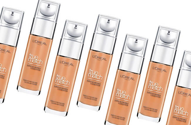 l'oreal paris infallible total cover foundation in india