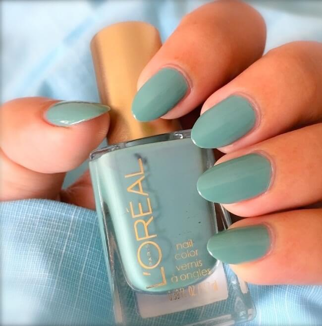 L'Oreal Paris nail polish for dark skin online shopping india