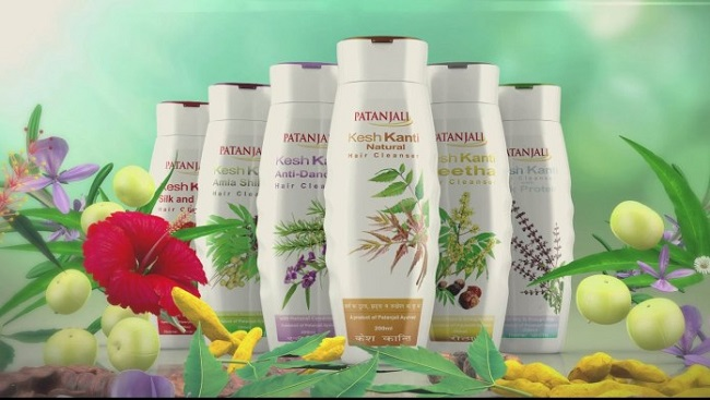 Select from the latest range of Patanjali Shampoos & Conditioners