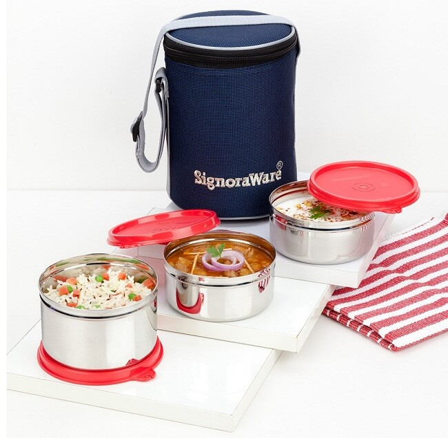 school tiffin box online shopping india