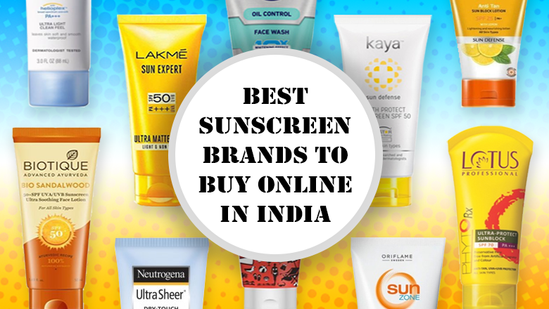 best sunscreen brand in india for oily skin under makeup