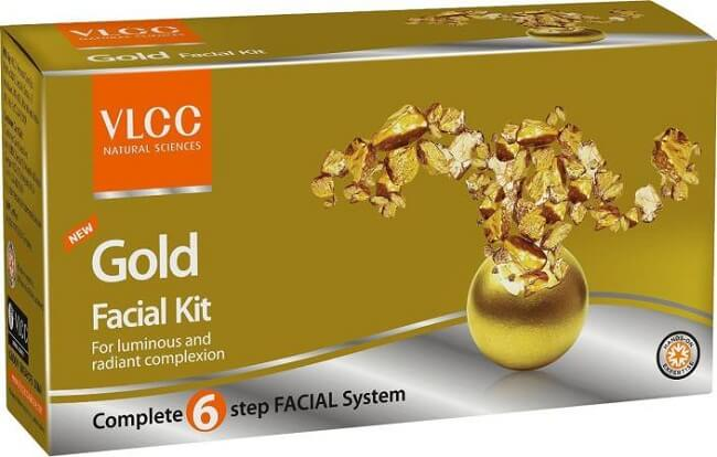 VLCC Facial kit online price list for oily and dry skins