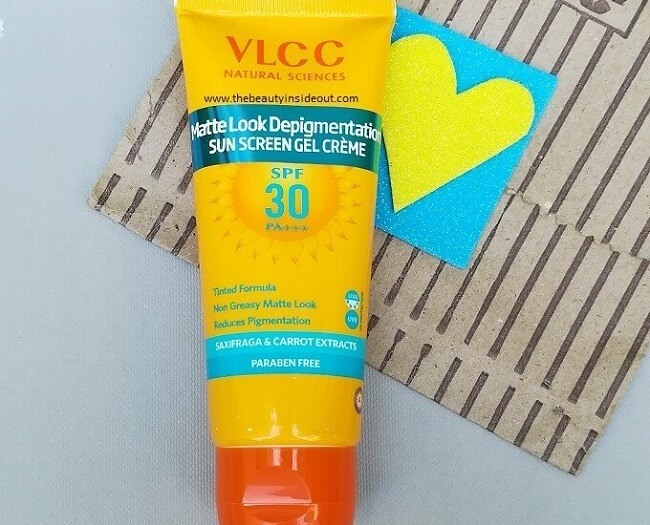 vlcc top popular sunscreen in india