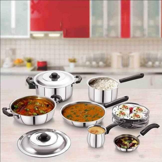 Best Cookware Brand For Indian Cooking