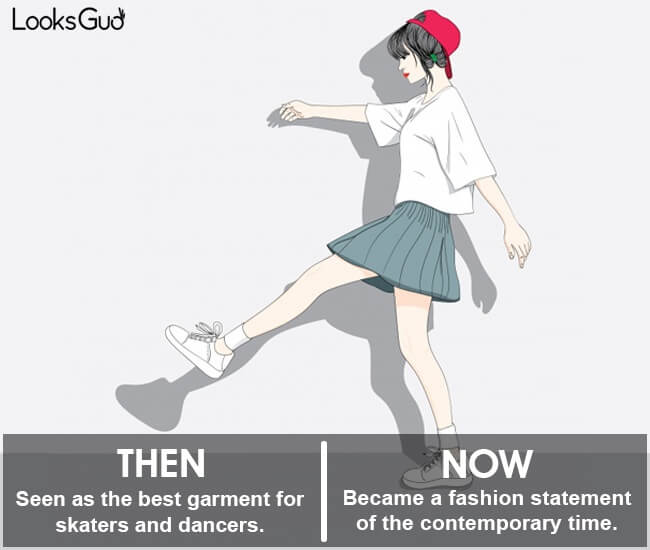 mini skirt fashion history