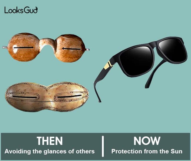 sunglasses invention story