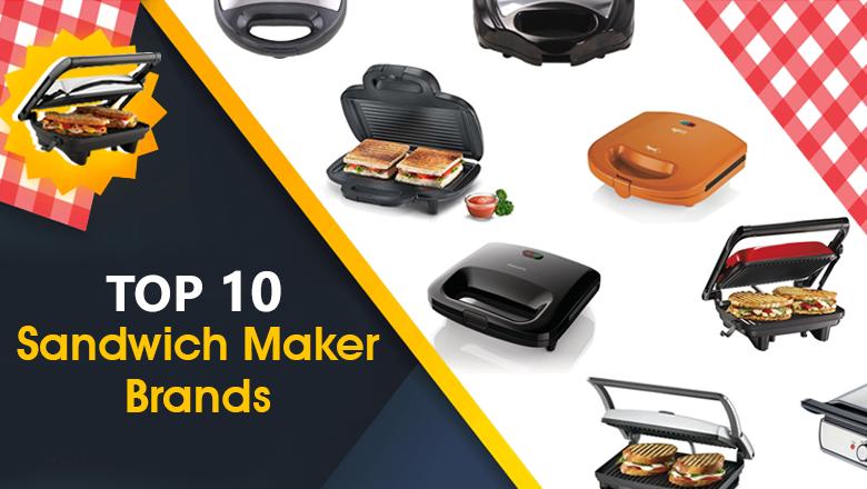 Best sandwich maker brands in india