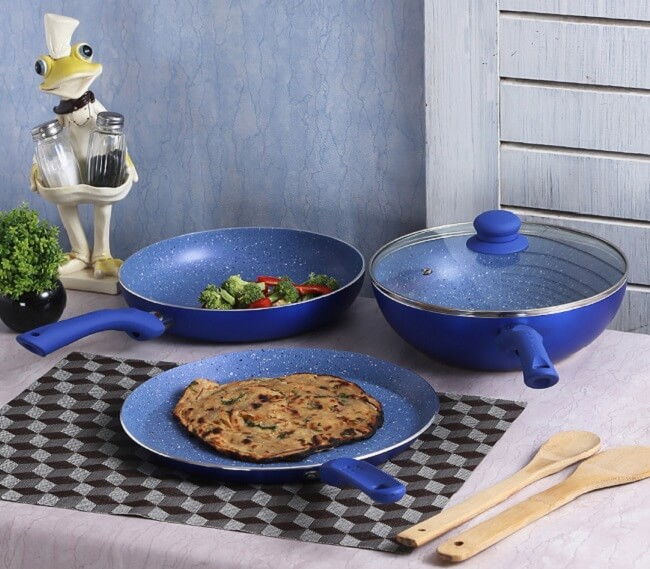 Wide Range Of Non Stick Cookware Products Available