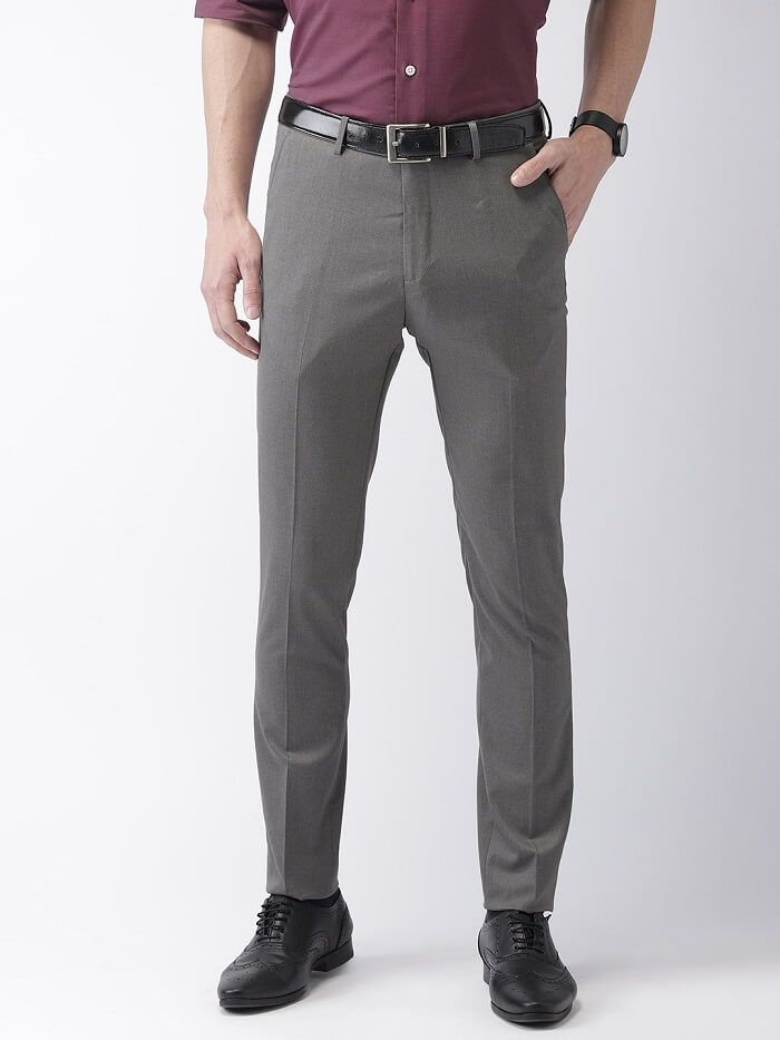 best brand for formal trousers in india
