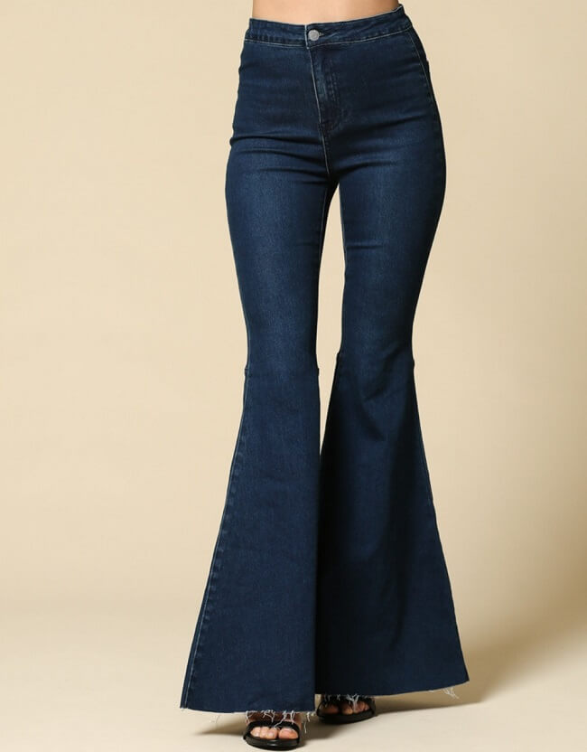 best jeans types to wear with boots
