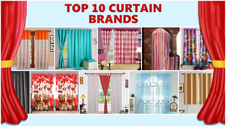 10 Best Brands to Buy Designer Curtain Online In India - LooksGud.in