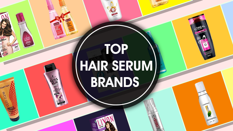 best hair serum brands in india for hair growth and daily use