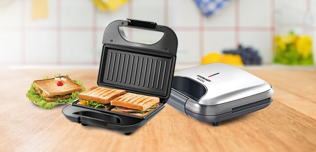 Buy Eveready Sandwich Maker online at low prices in India