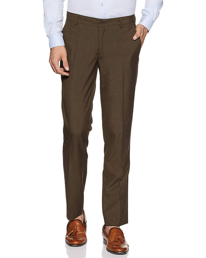 mens formal trousers combo offer