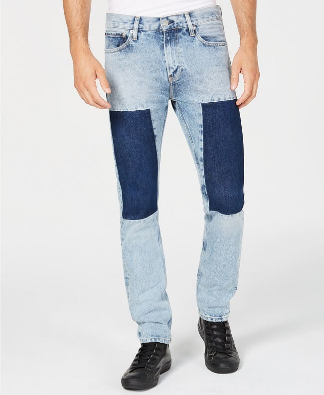 jeans types with images and names