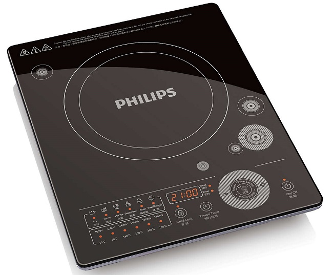philips best selling induction cooktop brand in india