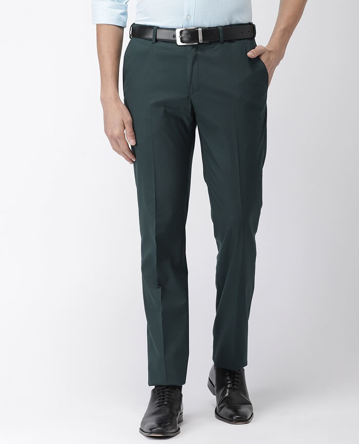 formal trousers design elasticated waist