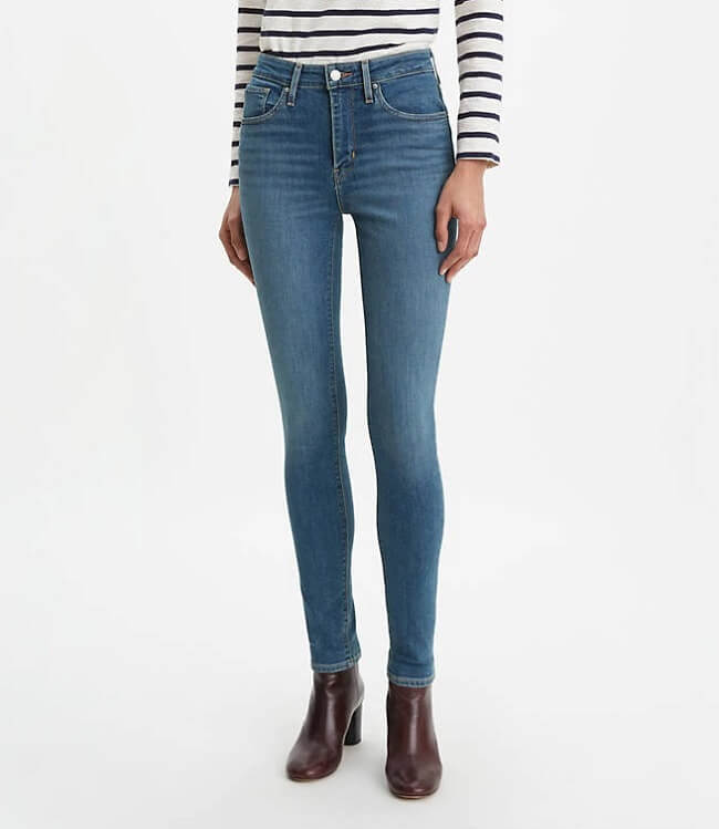 different types of jeans for different body types