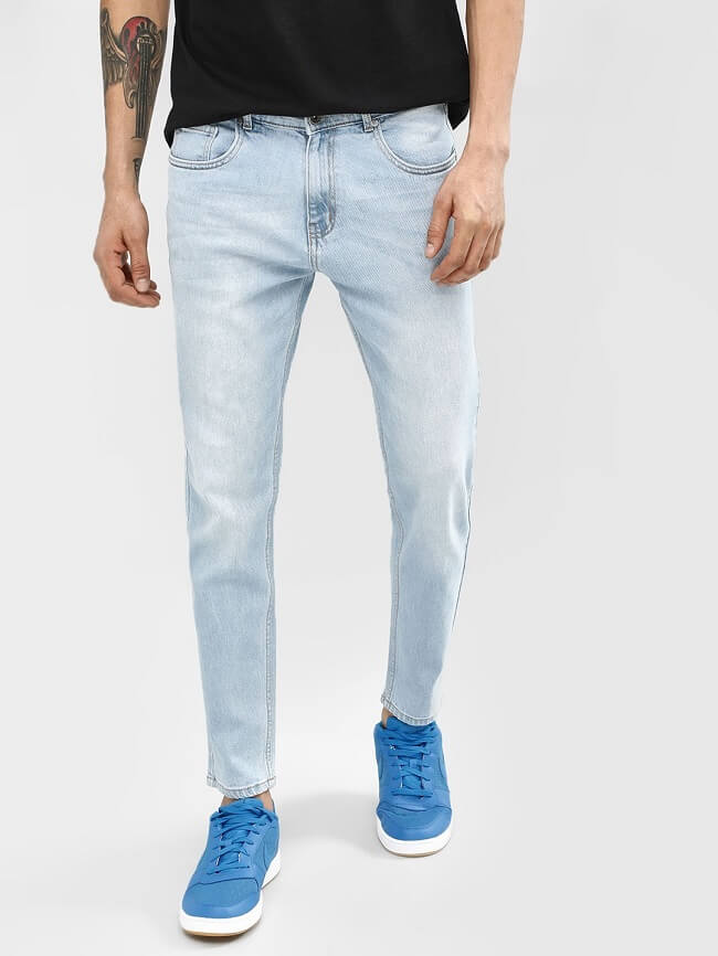 types of jeans in india