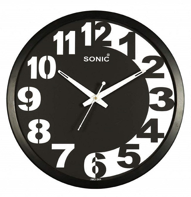 corporate branded wall clocks online shopping