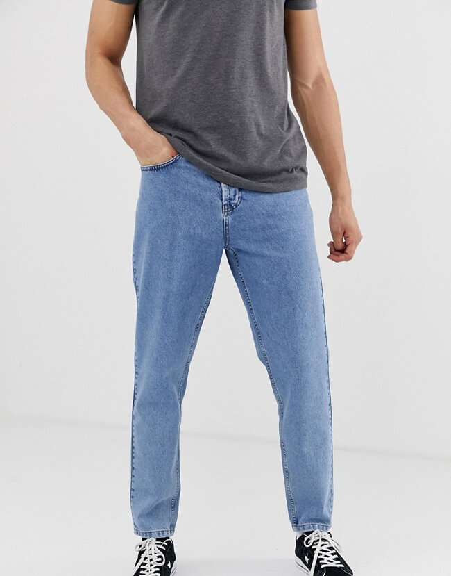 best jeans types to wear with sneakers