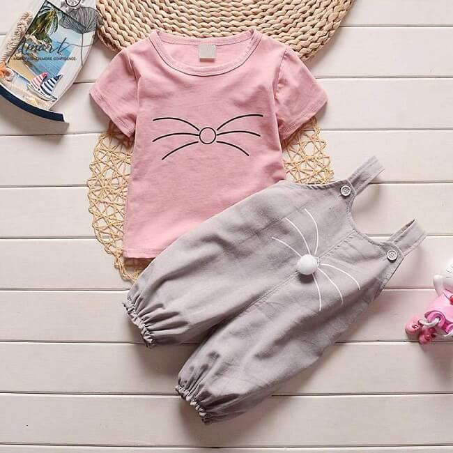 dungree collection for little girls to buy online