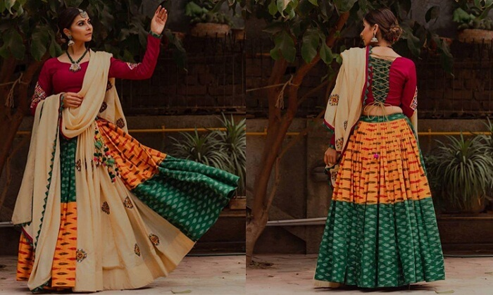 ghagra choli designer with price buy online india