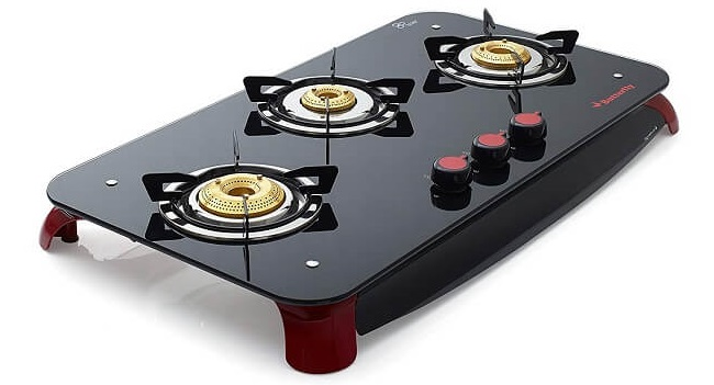 butterfly most trending gas stove brand in india