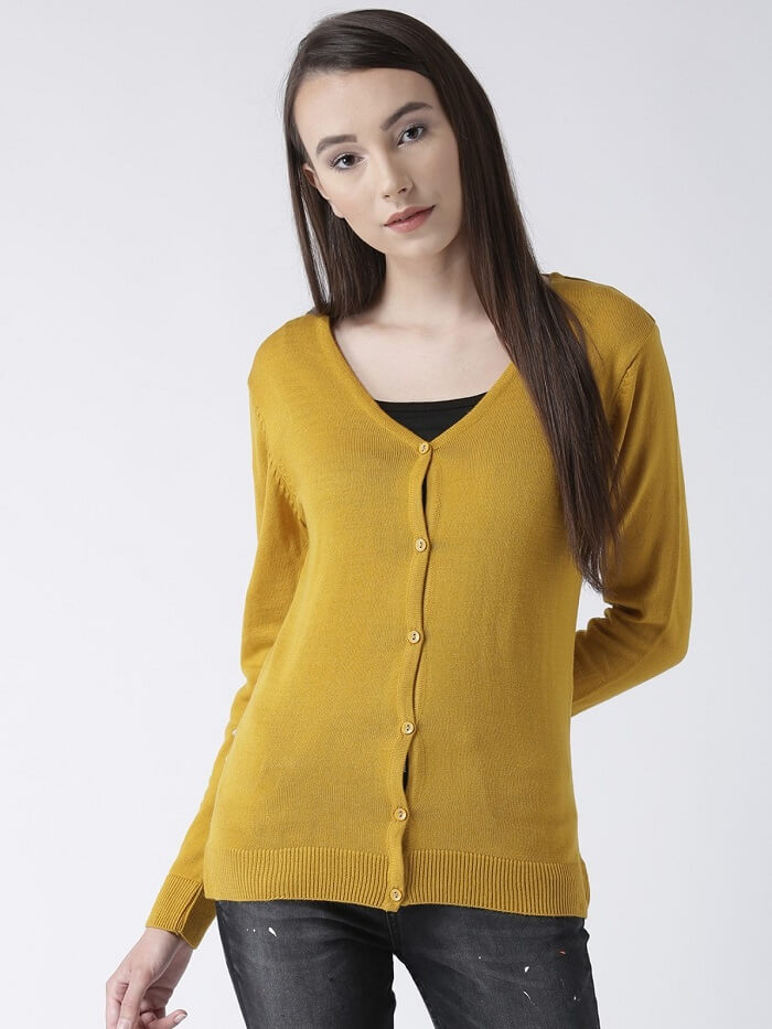 ladies longline sweater cardigans to buy online