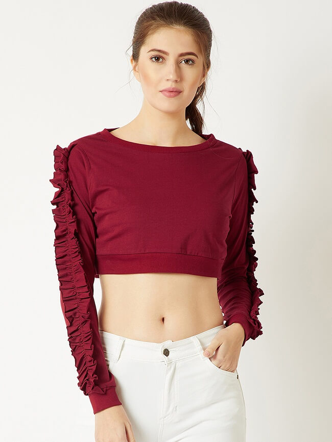 crop top shopping online
