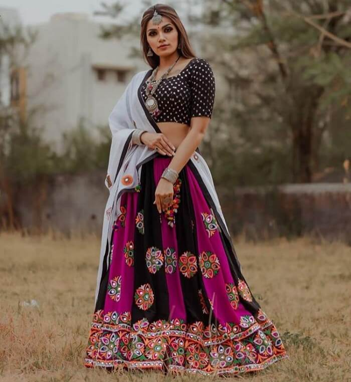 chaniya choli for garba online india