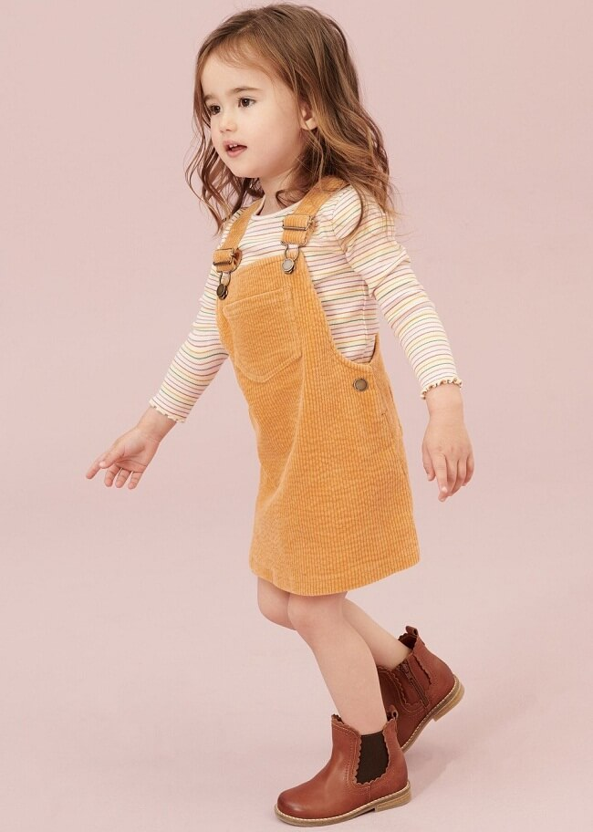 all new trendy dresses and jumsuits for baby girls